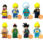 32pcs Dragon Ball Z Action For Lego Figure Super Goku Building Block Toy Heroes