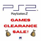 Clearance Sale! Sony Playstation 2 Games | Priced To Sell!