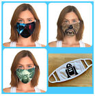 Various Star Wars Reusable Washable Face Masks, Kids/ Adult mask, face cover £9.99 GBP on eBay