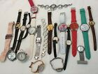 Joblot Watches Mixed Conditions Styles Men's Women's Spares/Repairs