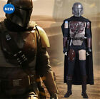 Star Wars The Mandalorian Cosplay Costume Full Set Halloween Outfit COS Suit $80.74 USD on eBay