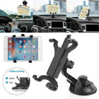 """US Car Windshield 360  Rotated Mount Bracket Holder For iPad 7-11"""" Tablet PC GPS"""