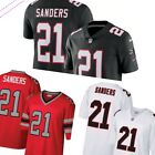 ‌Men's Atlanta Falcons Deion Sanders #21 Legacy Replica Stitched Jersey 2020 $44.99 USD on eBay