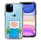 Adventure Time Lovely Jelly Cover for iPhone 12 11 Pro XS Max mini XR SE 8 Case