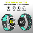 XGODY Smart Watch ECG Monitoring Heart Rate Tracker Wristband For Android IOS US ecg Featured for heart monitoring rate smart tracker watch wristband xgody