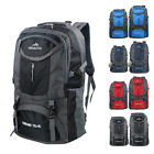 65l/75l Outdoor Backpack Waterproof  Shoulder Hiking Bag Camping Travel Rucksack