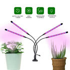 Growing Lamp LED Grow Light Plant Indoor Plants Hydroponics Timing Dimming New
