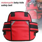 Baby Kids Adjustable Motorcycle Protective Motorbike Safety Belt Harness Chest