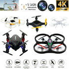 RC Drone Quadcopter Helicopter Telecontrol Aircraft 1080P HD 4CH Camera GPS WIFI