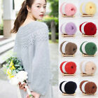 25g Soft Mohair Cashmere Wool Yarn Hand Knitting Woven For Sweater Scarf Hat Diy