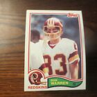 Pick From List: 1982 Topps Football Cards