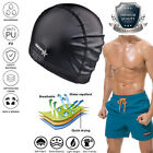 Swim Sports Cap Goggles Trunks Adjustable Underpants Shorts For Mens Boys Youth