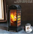 Electric Lamp Halloween Plastic Candle Decoration Party Indoor Occasion Outdoor
