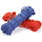 15M/20M/30M Outdoor Safety Static Rappelling Rope For Climbing Abseiling Rescue