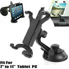 Adjustable Bracket Car Windshield Suction Cup Mount For RCA Voyager I II III 7""