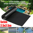 Fish Pond Liner Pool Garden PVC Membrane Thick Heavy Reinforced Landscaping T