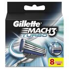 GILLETTE MACH3 / TURBO RAZOR BLADES - SAME DAY DISPATCH