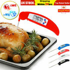 'Digital Lcd Food Thermometer Probe Temperature Kitchen Cooking Meat & Water Bbq