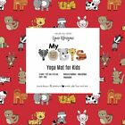 My Yogis: Eco-friendly yoga mat for kids.Natural Rubber - Microfiber. Washable