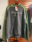 Snap-on Tools Official Hoodie New with tags Gray  Green