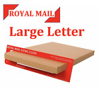C4 A4 SIZE LARGE LETTER CARDBOARD POSTAL SHIPPING PIP BOXES