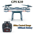 GPS RC Drone K10 4CH 2.4G Quadcopter Aircraft 500m Control Range Headless Mode