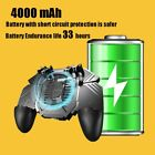 For Android IOS PUBG Mobile Phone Gaming Controller Gamepad w/ Cooling Fan AK77