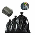 HEAVY DUTY Waste Black Refuse Thick Sacks STRONG Rubbish Bin Bags Garbage Liners
