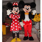 Hot Sale Mickey and Minnie Mouse Adult Size Cosplay Costume Party Fancy Dress