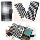 Fashionable Wallet Case for Samsung Galaxy S20 S20+ Plus Ultra / S10 S9 S8 S7 S6