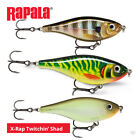 Rapala X-Rap Twitchin Shad Lures - Pike Perch Zander Salmon Trout Bass Fishing