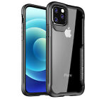 For iPhone 12 Mini, 12 Pro, 12 Pro Max Case CRYSTAL CLEAR Ultra Slim Clear Cover