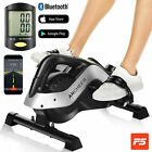 ANCHEER Pedal Exerciser, Under Desk Cycle Mini Exercise Bike with LCD Monitor 02