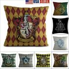 Harry Potter Cushions Cover Throw Pillow Cases Sofa Home Office Decoration Xmas