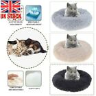 Comfortable Cushion Plush Kennel Dogs Cat Pet Nests Washable Calming Sleep Bed