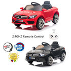 Electric Kids Ride On Car 2.4GHZ Remote Control Children Gift Toy Car LED Lights