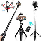 Extendable Selfie Stick Tripod Bluetooth Control for Universal Cell Phone Camera