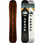 Arbor A Frame Men's Snowboard all Mountain Freeride Camber 2020 New
