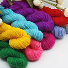 25g Soft Cotton Hand Knitting Yarn Wool Thick Warm Crochet For Sweater Scarves