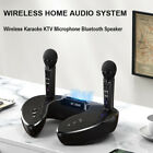 Wireless Bluetooth Karaoke Set, Portable Deep Bass Stereo Bluetooth Speaker