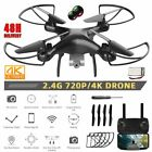 2.4G Wireless Remote Drones Large Quadcopter Wifi FPV Adjustable HD Camera Drone