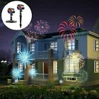 Christmas Lights Projector LED Laser Outdoor Landscape Xmas Move Lamp Xmas Gift#