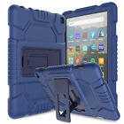 "For Amazon Kindle Fire 7"" / HD 8"" 2020 /10th Gen/8 Plus Case / Screen Protector"