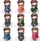 6 Pcs Neck Scarf Face Mask Neck Cover Tube Multi-Functional Variety USA Seller