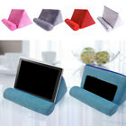 Cell Phone Tablet Pillow Holder Stand Foam Book Rest Reading Bed Support Pillow