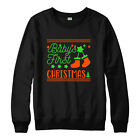 Baby's First Christmas Jumper, Funny Xmas Fesitve New Born Baby Unisex Gift Top