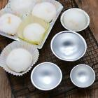 Diy Soap Mold Sphere Metal Bath Bomb Fizzy Craft Cake Mould Candle Portable C2j6