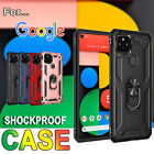 For Google Pixel 5 4a 5g 4 3a Xl Case Magnetic Heavy Duty Protective Back Cover
