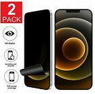 (2 Pack) Privacy Film Screen Protector for  iPhone 12 Pro Max Mini