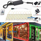 US Super bright IP65 Waterproof 5054 SMD 6 LEDs Module Light Cabinet Lamp DC 12V